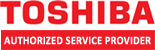 Toshiba Authorized Service Provider